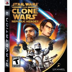 Star Wars The Clone Wars: Republic Heroes