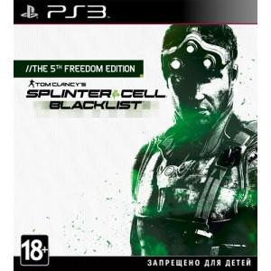 Tom Clancy's Splinter Cell Blacklist. The 5th Freedom Edition