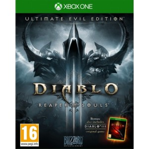 Diablo 3: Reaper of Souls. Ultimate Evil Edition