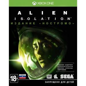 Alien: Isolation. Издание «Ностромо»
