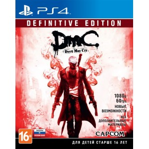 DmC Devil May Cry. Definitive Edition