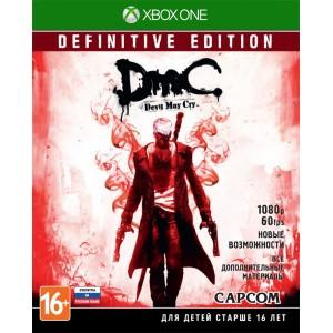 DmC Devil May Cry. Definitive Edition