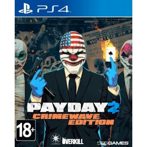 PayDay 2 Crimewave edition