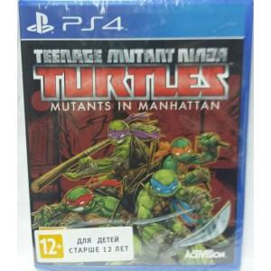 Teenage Mutant Ninja Turtles Mutants in Manhattan (PS4)