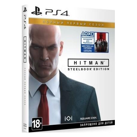 Hitman. Первый сезон (PS4)