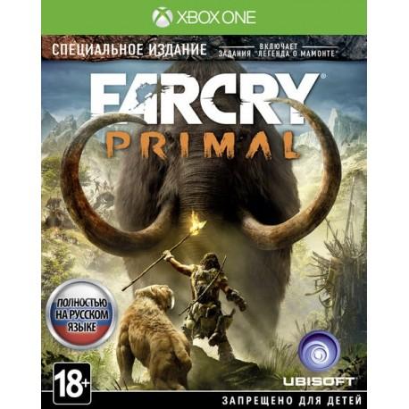 Far Cry Primal. Специальное издание (Xbox One)