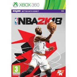 NBA 2K18 (Xbox 360)