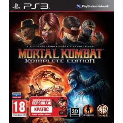 Mortal Kombat. Komplete Edition (PS3)