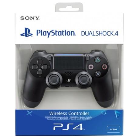Геймпад DualShock 4 (Jet Black)