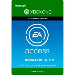 EA Access 1 месяц (Цифровой код)