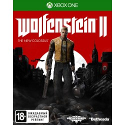 Wolfenstein II: The New Colossus (Xbox One)