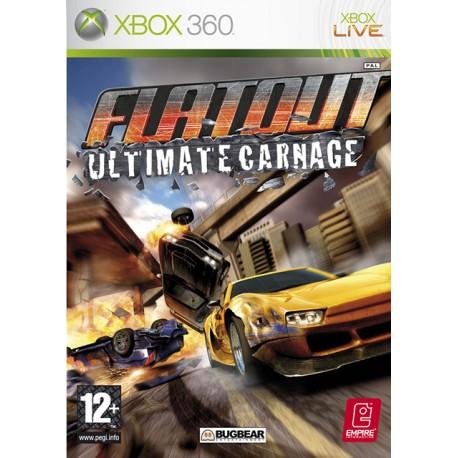 FlatOut: Ultimate Carnage (Xbox 360)