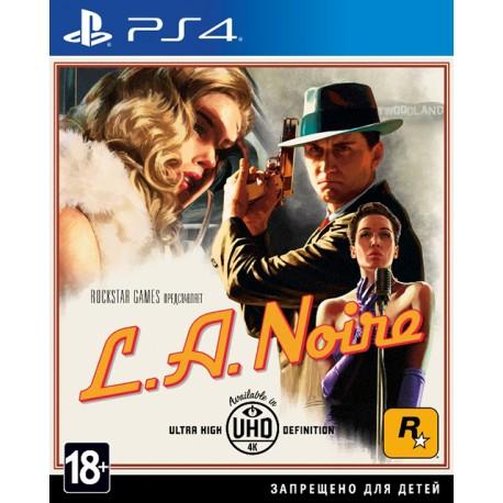L.A.Noire (PS4, Pro)