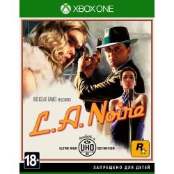 L.A.Noire (Xbox One)
