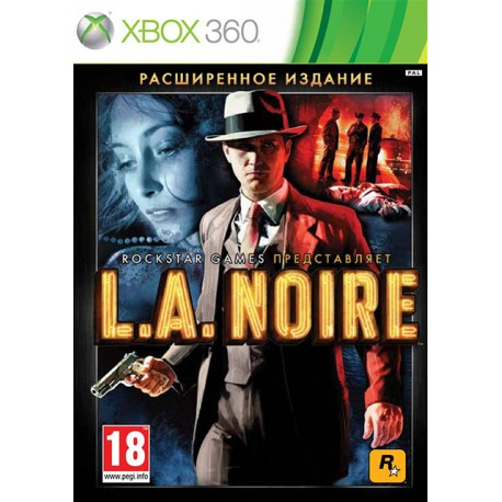 L.A. Noire: The Complete Edition (Xbox 360)