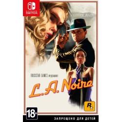 L.A.Noire (Switch)