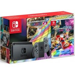 Nintendo Switch + Игра Mario Kart 8 Deluxe