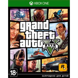 Grand Theft Auto V (Xbox One) GTA 5