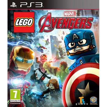 LEGO: Marvel Avengers (PS3)