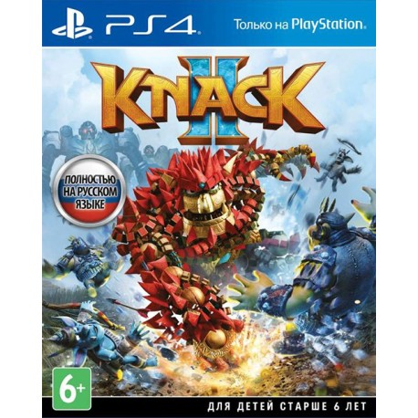 Knack 2 (PS4)