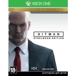 Hitman. Первый сезон (Xbox One)