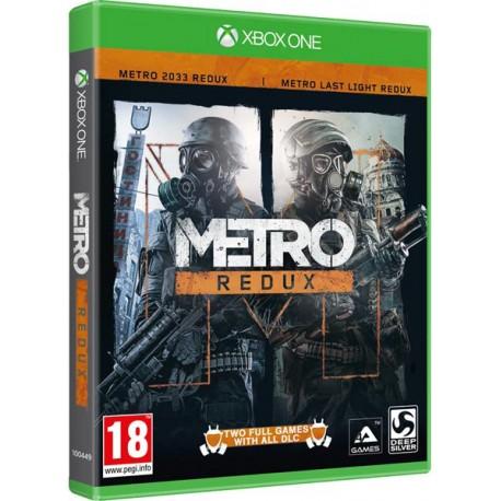 Метро 2033: Возвращение (Xbox One)