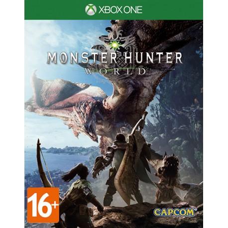 Monster Hunter: World (Xbox One)