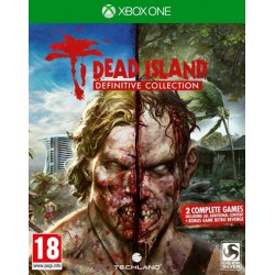 Dead Island. Definitive Edition (Xbox One)