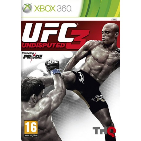 UFC Undisputed 3 (Xbox 360)