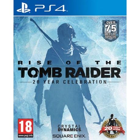 Rise of the Tomb Raider. 20-летний юбилей (PS4)