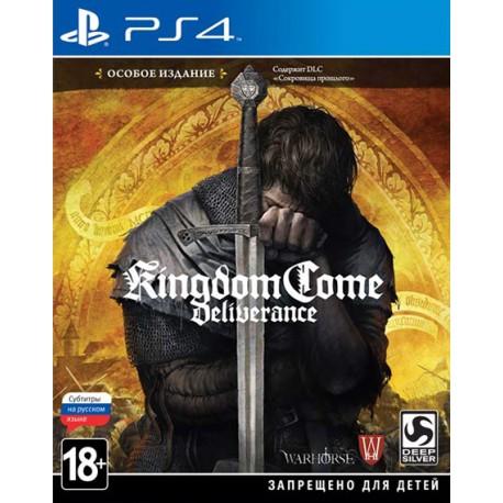 Kingdom Come: Deliverance. Особое издание (PS4)