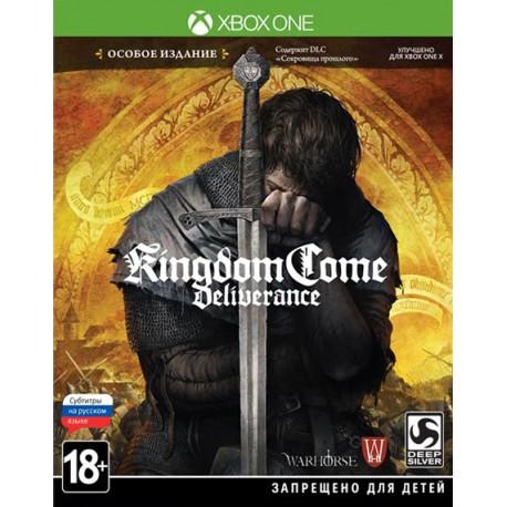 Kingdom Come: Deliverance. Особое издание (Xbox One)