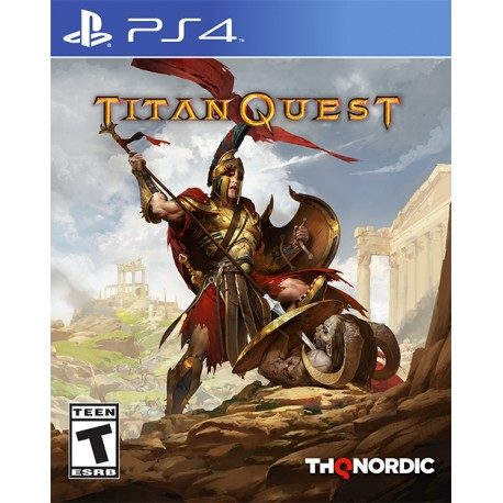 Titan Quest (PS4)