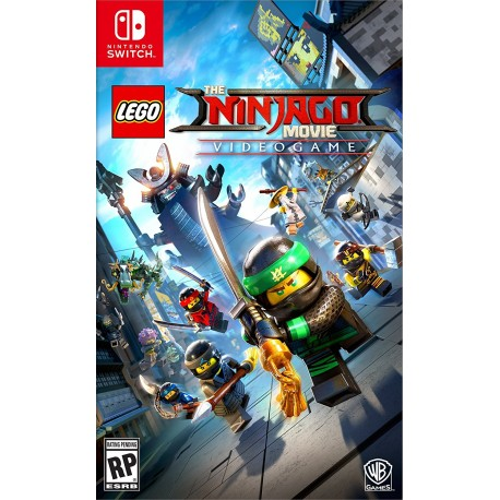 LEGO: Ниндзяго Фильм (Switch)
