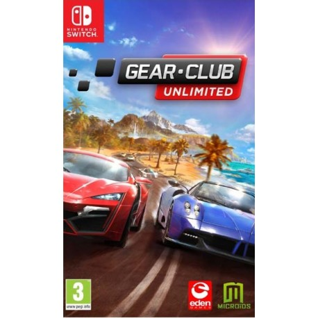 Gear.Club: Unlimited (Switch)