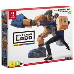 Nintendo Labo: набор «Робот» ( Labo Robot Kit)