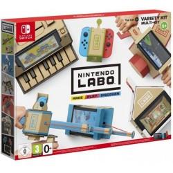 Nintendo Labo: набор «Ассорти» (Labo Variety Kit)