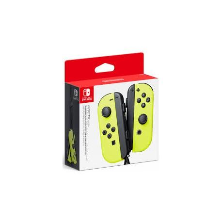 Набор 2 Контроллера Joy-Con (жёлтый)