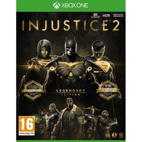 Injustice 2. Legendary Edition (Xbox One)