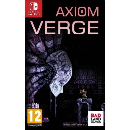 Axiom Verge (Switch)