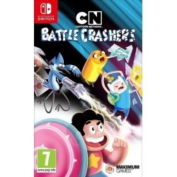 Cartoon Network. Battle Crashers (Switch)