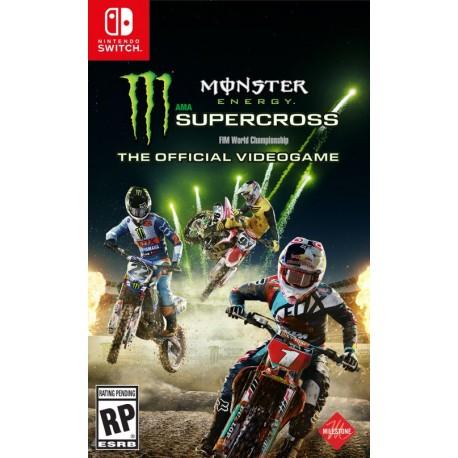 Monster Energy Supercross (Switch)