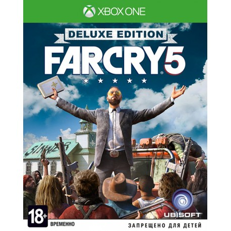 Far Cry 5. Deluxe Edition (Xbox One)
