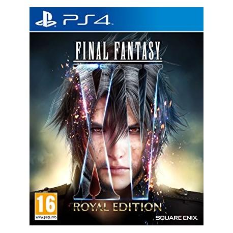 Final Fantasy XV. Royal Edition (PS4)