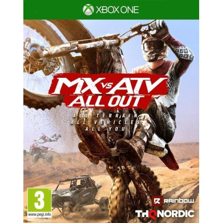 MX vs ATV All Out [Xbox One)