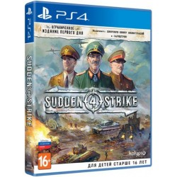 Sudden Strike 4 (PS4)