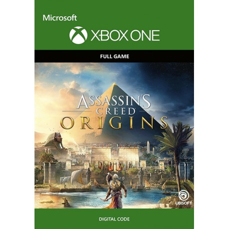 Assassin's Creed Истоки (Код загрузки Xbox One)