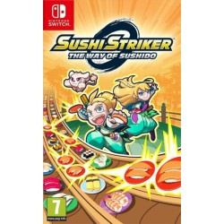Sushi Striker. The Way of Sushido (Switch)