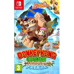 Donkey Kong Country. Tropical Freeze (Switch)