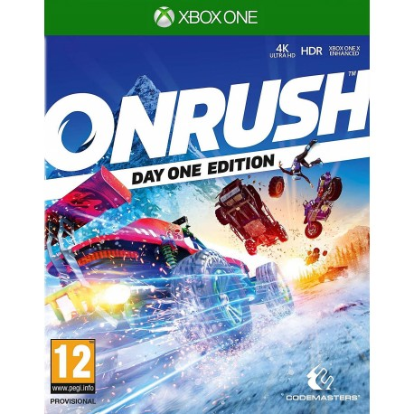 Onrush. Day One Edition (Xbox One)